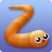 Androidアプリ「slither.io」のアイコン
