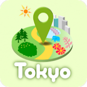 Androidアプリ「東京パークスナビ ー都立公園ガイドアプリ(Tokyo Parks Navi)」のアイコン