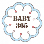 Androidアプリ「フォトブック・赤ちゃん写真アルバム  Baby365」のアイコン