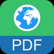 Androidアプリ「PDFのコンバーターへのWeb」のアイコン