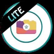Androidアプリ「eZy Watermark Photo - Lite」のアイコン