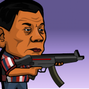 Androidアプリ「Duterte Fighting Crime2 - Xmas」のアイコン