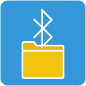 Androidアプリ「Bluetooth File Share」のアイコン