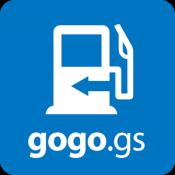 Androidアプリ「ガソリン価格比較アプリ gogo.gs」のアイコン