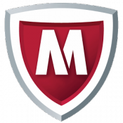 Androidアプリ「スマートセキュリティ powered by McAfee®」のアイコン