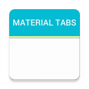Androidアプリ「Material Tabs Demo」のアイコン