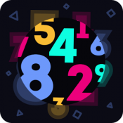 Androidアプリ「Next Numbers 2」のアイコン