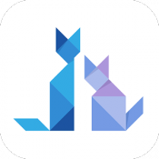 Androidアプリ「1001 Tangram puzzles game」のアイコン