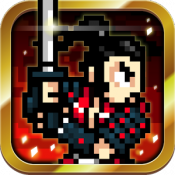 Androidアプリ「サムライ地獄 - 無料で落ち武者の首刈り放題ゲーム -」のアイコン