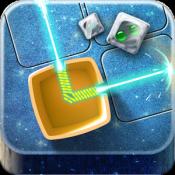 Androidアプリ「Laser Box - Winter」のアイコン
