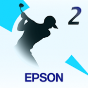 Androidアプリ「Epson M-Tracer For Golf 2」のアイコン
