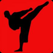 Androidアプリ「空手道を学ぶ」のアイコン