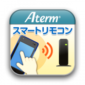 Androidアプリ「Atermスマートリモコン for Android」のアイコン
