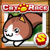 Androidアプリ「黄金伝説 - CatRace」のアイコン