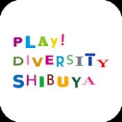Androidアプリ「PLAY!  DIVERSITY SHIBUYA」のアイコン