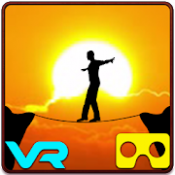Androidアプリ「Rope Crossing Adventure VR」のアイコン