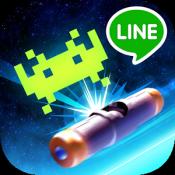 Androidアプリ「LINE アルカノイドvsインベーダー」のアイコン