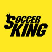 Androidアプリ「サッカーキング」のアイコン