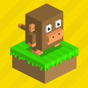 Androidアプリ「Monkey Rope - Endless Jumper」のアイコン