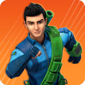 Androidアプリ「Thunderbirds Are Go: Team Rush」のアイコン