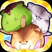Androidアプリ「ハムツム ~タップ操作のみの簡単パズルゲーム~」のアイコン