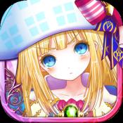 Androidアプリ「魔法陣少女 ノブナガサーガ」のアイコン