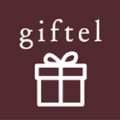 Androidアプリ「giftel(ギフテル)」のアイコン