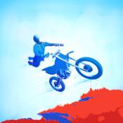 Androidアプリ「Psebay: Gravity Moto Trials」のアイコン