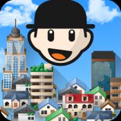 Androidアプリ「スバラシティ 街作りパズルゲーム」のアイコン