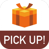 Androidアプリ「PICK UP! 株主優待-株主優待から銘柄検索」のアイコン