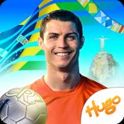 Androidアプリ「Cristiano Ronaldo: Kick'n'Run」のアイコン