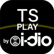 Androidアプリ「TS PLAY by i-dio」のアイコン
