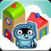 Androidアプリ「Pango Build City」のアイコン