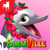 Androidアプリ「FarmVille: Tropic Escape」のアイコン
