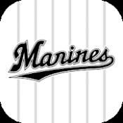 Androidアプリ「千葉ロッテマリーンズ公式アプリ【Mアプリ】」のアイコン