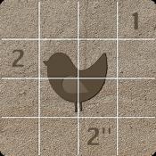 Androidアプリ「ロジックパズルゲーム - ピクぬり」のアイコン