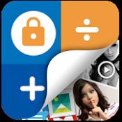 Androidアプリ「Photo,Video Locker-Calculator」のアイコン
