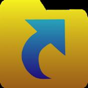 Androidアプリ「ホーム画面にフォルダのショートカット作成 - Folder Shortcuter」のアイコン
