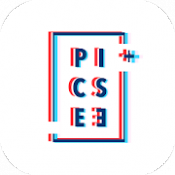 Androidアプリ「Picsee - 写真をカワイイ文字で盛ってインスタ映え!」のアイコン