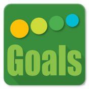 Androidアプリ「Goals :目標達成、習慣化支援」のアイコン