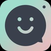 Androidアプリ「Starcon - スターと私、顔で作る楽しみ」のアイコン