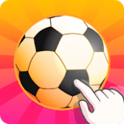 Androidアプリ「Tip Tap Soccer」のアイコン