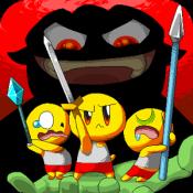 Androidアプリ「社畜勇者!ブラックギルド 〜みんなで遊べるアクションRPG〜」のアイコン