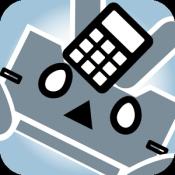 Androidアプリ「艦これEXP計算機」のアイコン