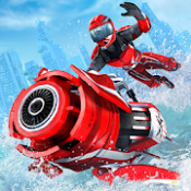 Androidアプリ「Riptide GP: Renegade」のアイコン