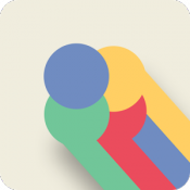 Androidアプリ「Trace Dots - なぞって指トレ!」のアイコン