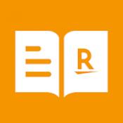 Androidアプリ「楽天マガジン-まずは立ち読み!250誌以上読み放題」のアイコン