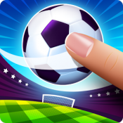 Androidアプリ「Flick Soccer 17」のアイコン