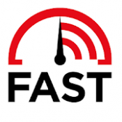 Androidアプリ「FAST Speed Test」のアイコン