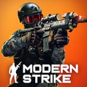 Androidアプリ「モダンストライクオンライン: 3D FPS シューティング 銃撃ゲーム」のアイコン